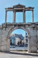 porte de Hadrien