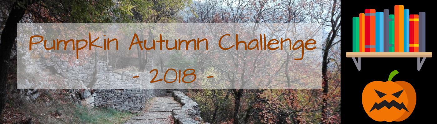 Pumpkin Autumn Challenge 2018