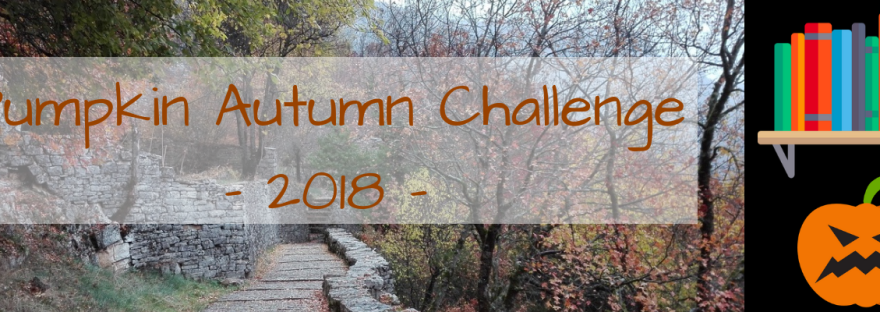 Pumpkin Autumn Challenge 2018