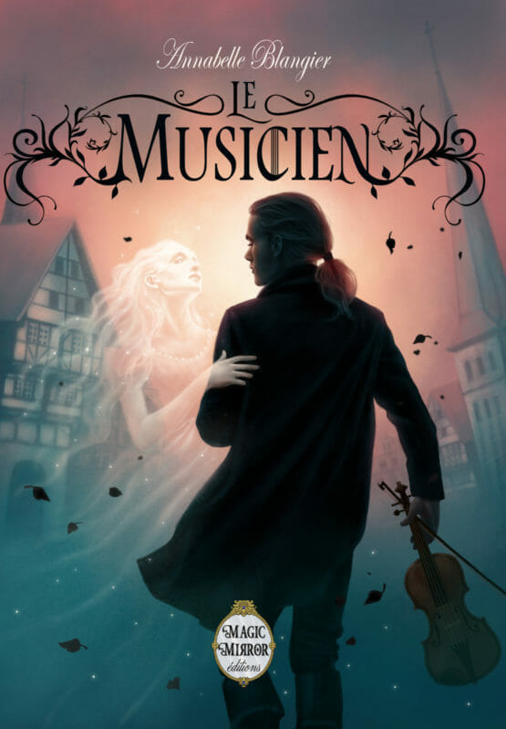 Le Musicien_Couv